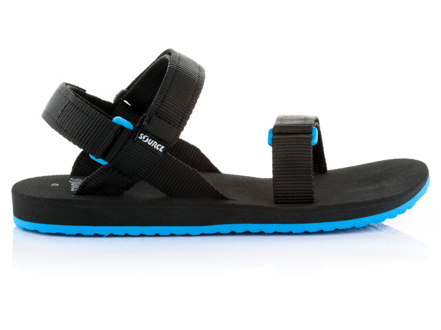 SOURCE Urban Sandals Men black